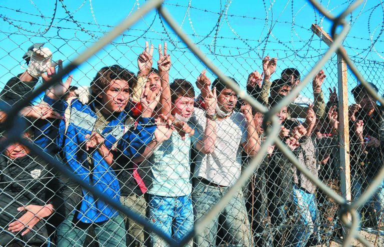 Έρευνα: Για τους μετανάστες η Ελλάδα δεν είναι παρά ένας ενδιάμεσος σταθμός   tovima.gr