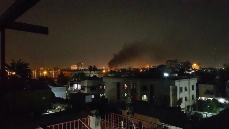 Ιράκ: Τρεις ρουκέτες έπεσαν κοντά στην αμερικανική πρεσβεία στην Βαγδάτη | tovima.gr