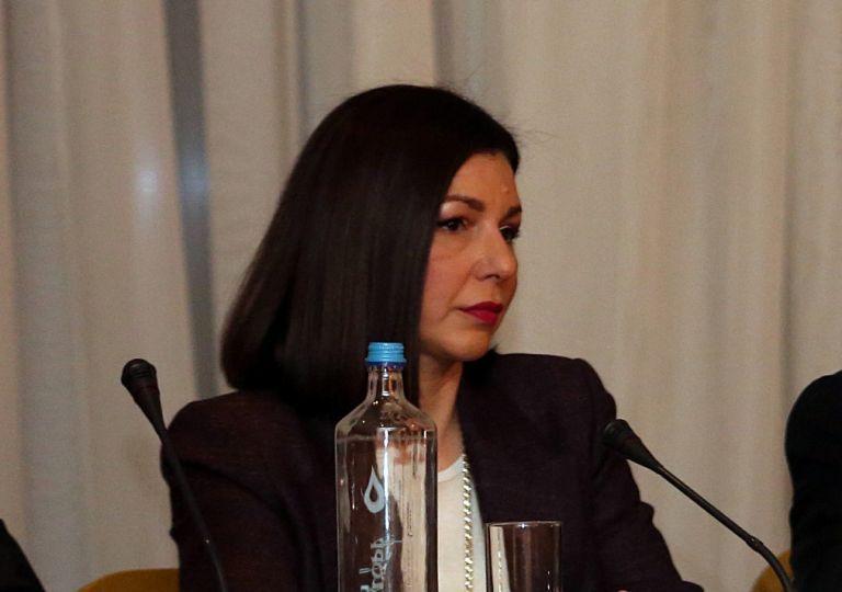 Αναπληρώτρια κυβερνητική εκπρόσωπος η Αριστοτελία Πελώνη | tovima.gr