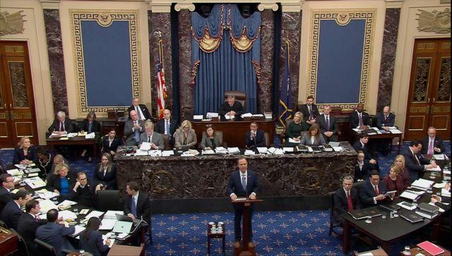 ΗΠΑ: Ξεκίνησε η δίκη του Ντόναλντ Τραμπ στη Γερουσία | tovima.gr