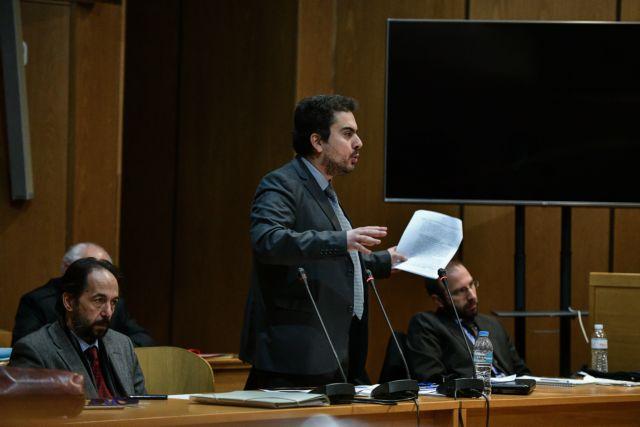 Δίκη Χρυσής Αυγής: «Είδατε τις σβάστικες, κρίνετέ τους»   tovima.gr