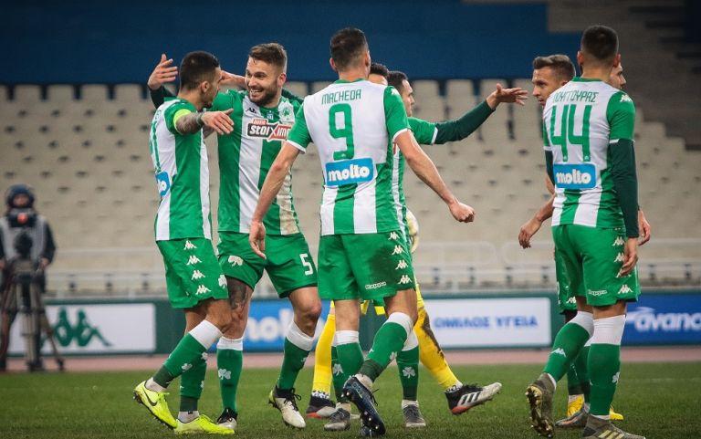 Χωρίς να δυσκολευτεί ο Παναθηναϊκός 3-0 τον Ατρόμητο   tovima.gr