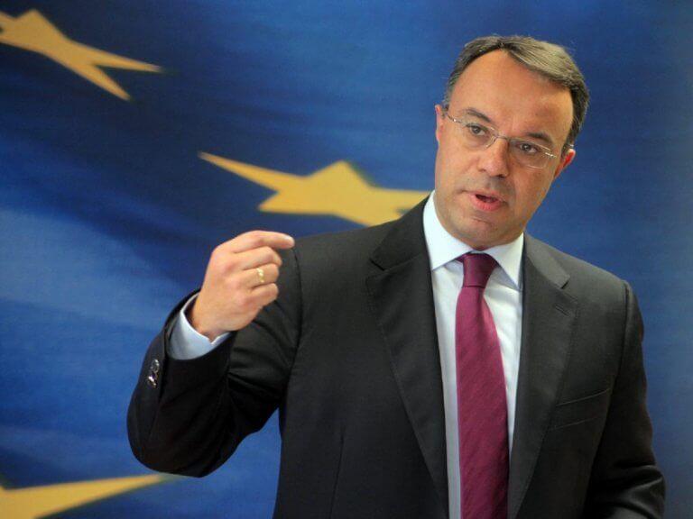 Τα πέντε βασικά ζητήματα που έθεσε ο Σταϊκούρας στους θεσμούς   tovima.gr
