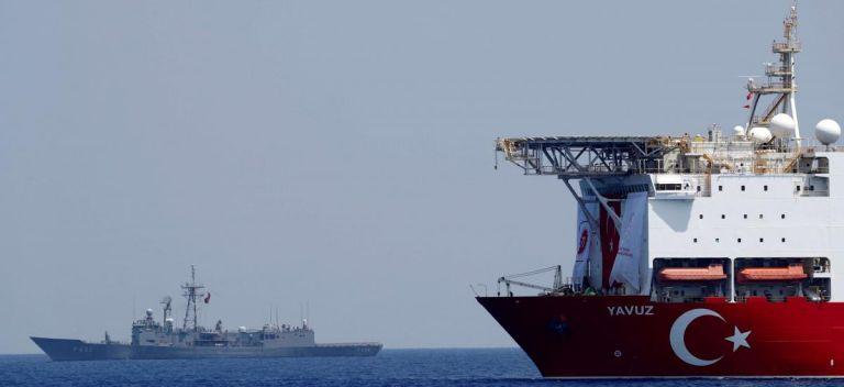 Κύπρος: Πώς βρέθηκαν στη διάθεση της Τουρκίας στοιχεία για τις μελέτες στο τεμάχιο «8» | tovima.gr
