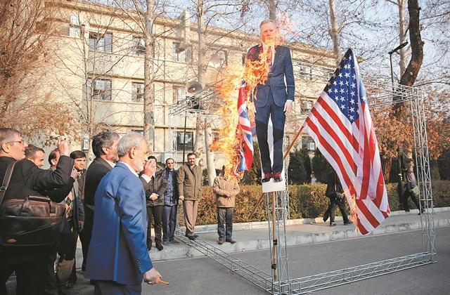 Καζάνι που βράζει το Ιράν   tovima.gr