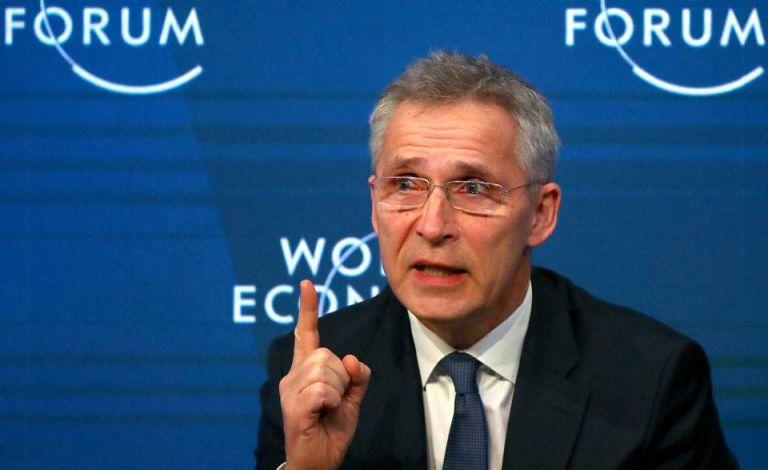 Στόλτενμπεργκ: NΑΤΟ και Τουρκία δεν έχουν συμφωνήσει για S400   tovima.gr