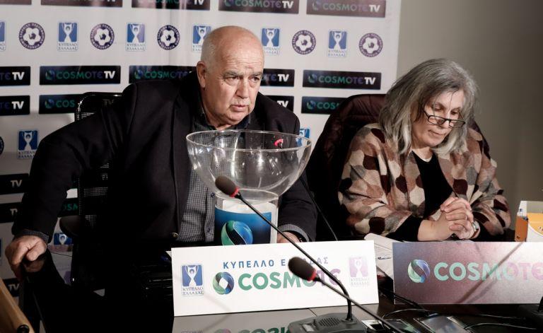 Η «εξυγίανση» προανήγγειλε νέα παρωδία-τελικό Κυπέλλου | tovima.gr