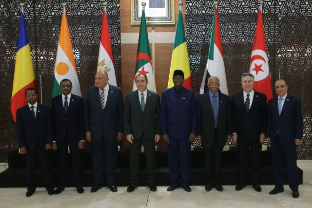 Νέο ηχηρό μήνυμα στον Ερντογάν από τις χώρες που συνορεύουν με τη Λιβύη | tovima.gr