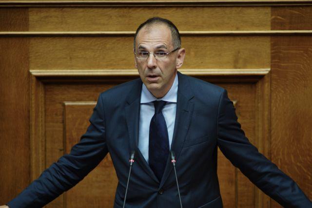 Γεραπετρίτης: «Θεωρητικό απολίθωμα η απλή αναλογική»  – Σφοδρή αντιπαράθεση με Τζανακόπουλο | tovima.gr