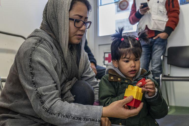 Με σοβαρά νοσήματα 140 παιδιά διαμένουν στη Μόρια | tovima.gr