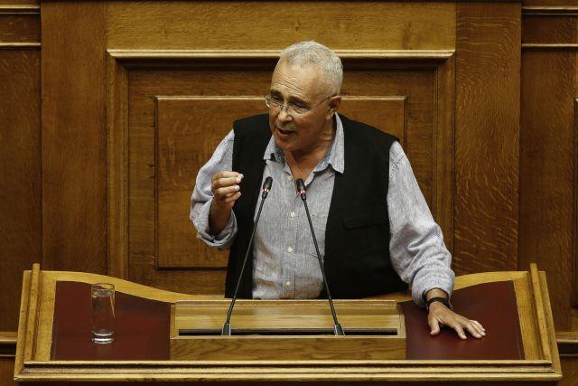 Ζουράρις: Αυτοί είναι οι δύο λόγοι που δεν ψήφισε την Αικ. Σακελλαροπούλου | tovima.gr