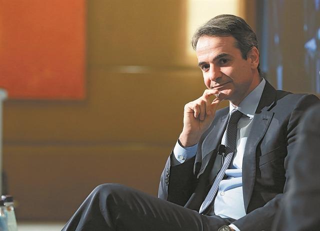 Μητσοτάκης στο Politico: Η Ελλάδα είναι μέρος της λύσης για τη Λιβύη | tovima.gr
