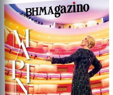 To BHMAgazino με την Μαρινέλλα στο εξώφυλλο   tovima.gr