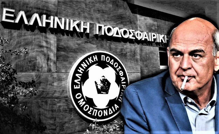 Η βιομηχανία των διώξεων και ο ψευδόμενος κ. Γραμμένος | tovima.gr