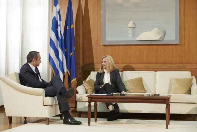 Γεννηματά κατά κυβέρνησης για εκλογικό νόμο: Φαντάζεται τζούφιες εκλογές με την απλή αναλογική | tovima.gr