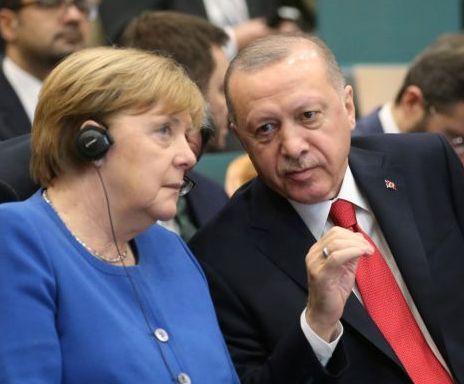 Ερντογάν: Επέκταση του «λιβυκού χάους» στην Μεσόγειο, εάν δεν επιβληθεί ηρεμία | tovima.gr
