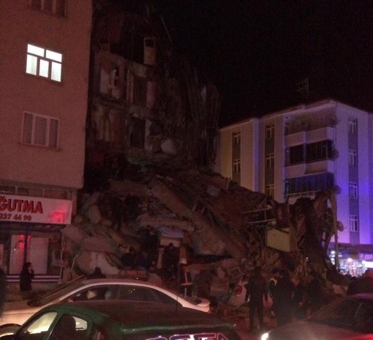 Σφοδρή σεισμική δόνηση στην ανατολική Τουρκία | tovima.gr