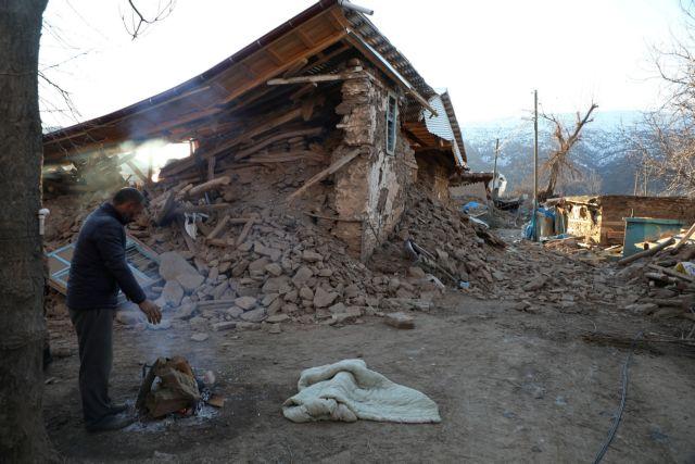 Τουρκία: Στους 20 οι νεκροί – Πάνω από 1.000 τραυματίες από το μεγάλο σεισμό στα Ανατολικά   tovima.gr