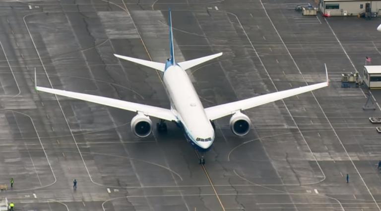Boeing 777Χ: Παρθενική πτήση για τον «γίγαντα» των αιθέρων | tovima.gr