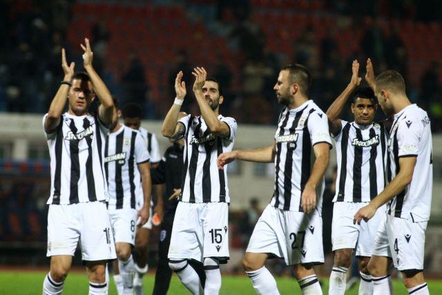 ΠΑΟΚ : Ποιοι απαρτίζουν την αποστολή για το ματς με τον Βόλο | tovima.gr