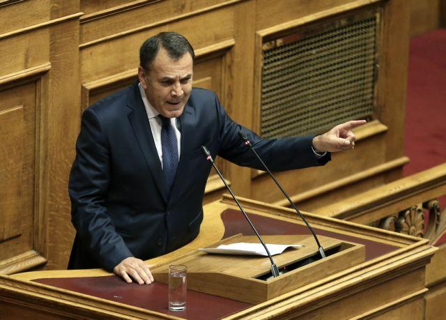 Παναγιωτόπουλος: Θα αντιδράσουμε αν η Τουρκία παραβιάσει τις «κόκκινες γραμμές»   tovima.gr
