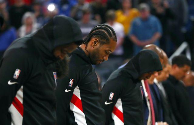 Κόμπι Μπράιαντ: Θρήνος για τον θάνατό του στους αγώνες του NBA   tovima.gr