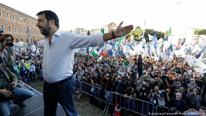 Πόσο Σαλβίνι «αντέχει» η Ιταλία;   tovima.gr