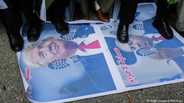 «Το σχέδιο Τραμπ νομιμοποιεί το Ισραήλ ως δύναμη κατοχής» | tovima.gr