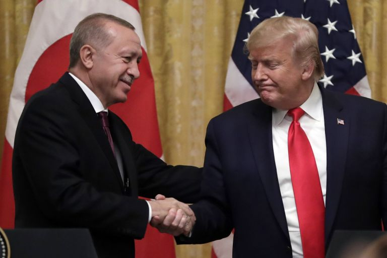US has no plan to step into Greece-Turkey dispute, says sort it out on your own | tovima.gr
