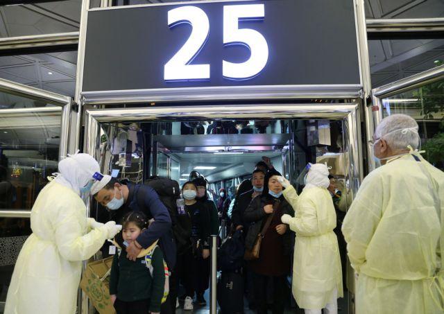 Αυξημένα μέτρα ασφαλείας στις αεροπορικές εταιρείες λόγω κοροναϊού | tovima.gr