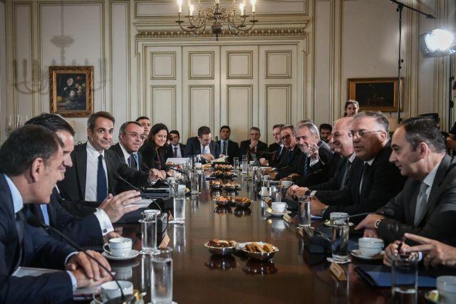 Η ατζέντα του Υπουργικού που συνεδριάζει υπό τον Πρωθυπουργό | tovima.gr