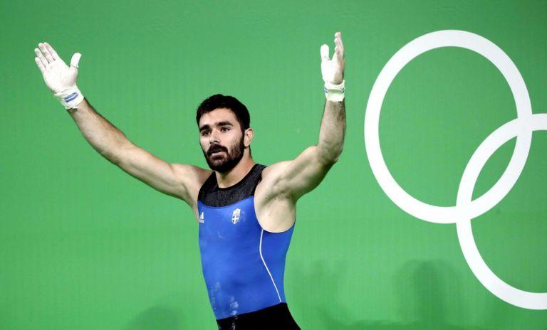 Ασημένιο μετάλλιο για τον Ιακωβίδη στην άρση βαρών   tovima.gr
