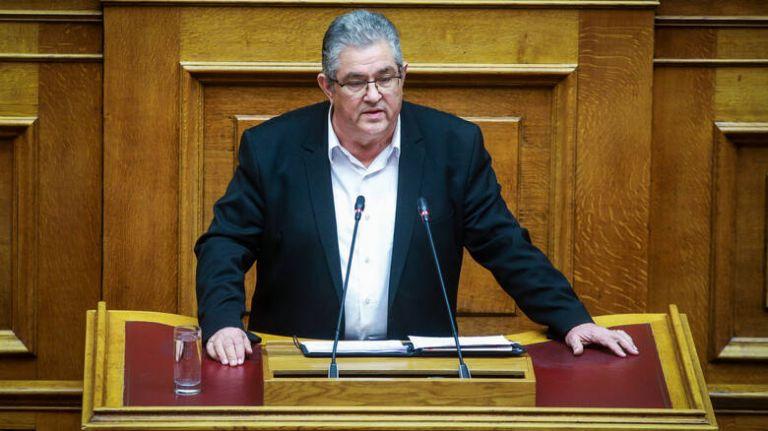 Κουτσούμπας: Δεν θέλουμε νέα σφαγεία με θύματα το λαό μας και άλλους λαούς | tovima.gr