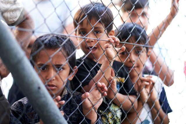 SOS για τη «χαοτική παραγκούπολη» της Μόριας – «Μετακινήσετε όλα τα παιδιά στην ενδοχώρα το ταχύτερο!» | tovima.gr