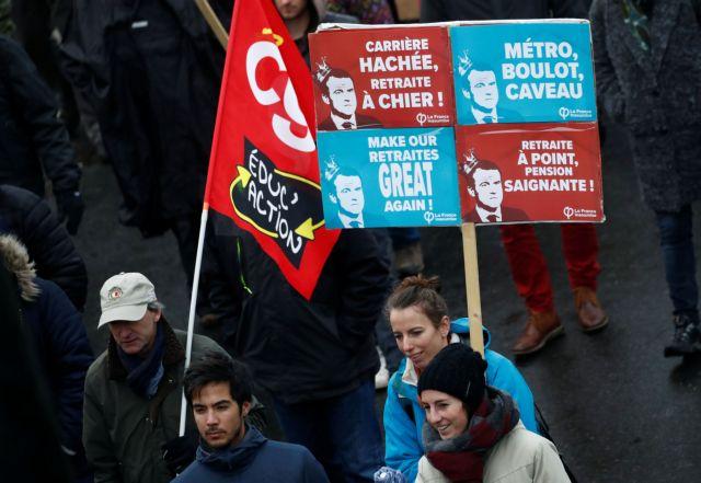 Γαλλία: Συρρίκνωση της οικονομίας το 4o τρίμηνο του 2019 | tovima.gr