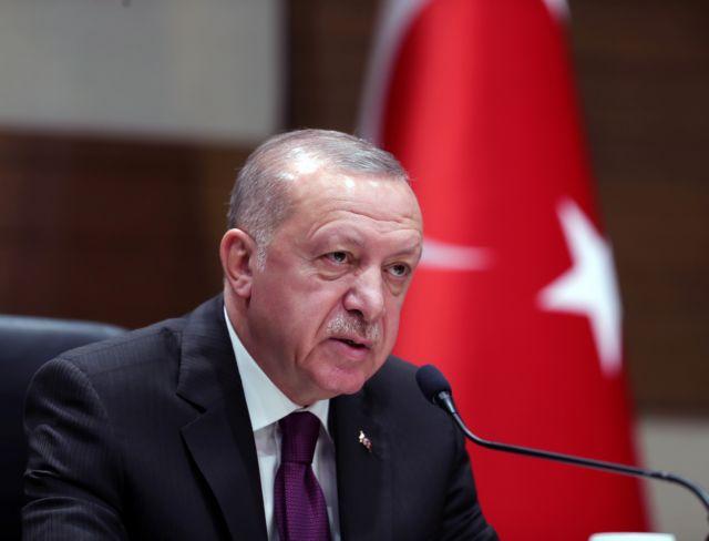 Ερντογάν: Πυρά κατά αραβικών χωρών που στηρίζουν το σχέδιο Τραμπ – Απειλές για νέα επιχείρηση στη Συρία   tovima.gr