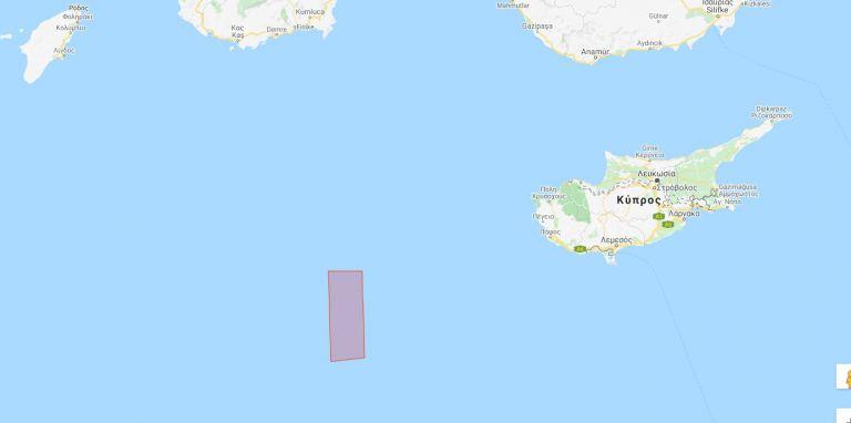 Ορούτς Ρέις: Πού είχαν δηλώσει οι Τούρκοι ότι θα κινηθεί – Ο χάρτης της σχετικής Νavtex | tovima.gr