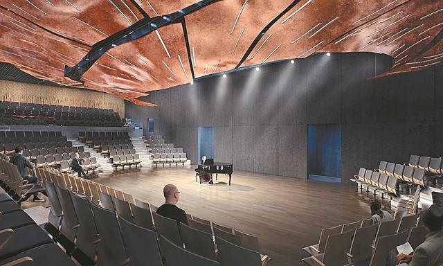 Το Ωδείο Αθηνών ξαναβρίσκει τη φωνή του   tovima.gr
