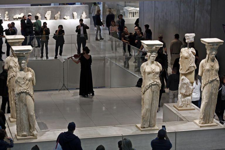 Ελεύθερη είσοδος σε όλα τα μουσεία σήμερα | tovima.gr