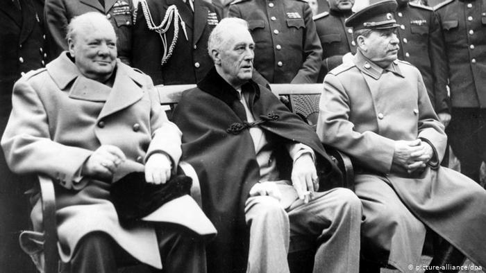 75 χρόνια από τη Διάσκεψη της Γιάλτας | tovima.gr
