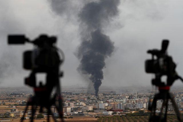 Συρία: Βομβαρδισμοί σε δύο εργοστάσια φυσικού αερίου   tovima.gr