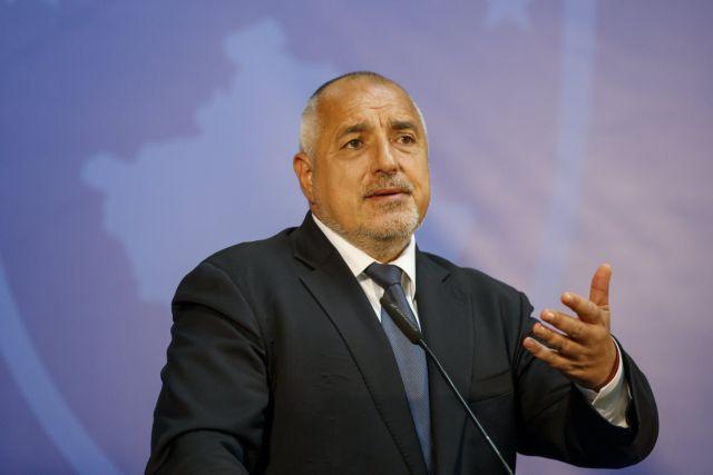 Μπορίσοφ:  Υπέρ της ειρήνης στα Δυτικά Βαλκάνια η διεύρυνση της ΕΕ | tovima.gr