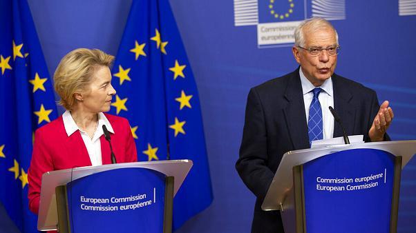 European Commission slams Turkey as Ankara announces drilling in Greek EEZ   tovima.gr