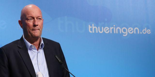 Γερμανία: Παραιτήθηκε  ο Πρωθυπουργός της Θουριγγίας | tovima.gr