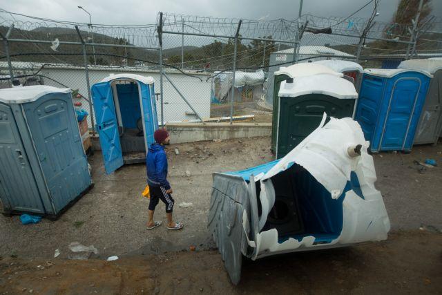 Λέσβος: Η έκρυθμη κατάσταση στην Μόρια άνοιξε… την όρεξη των «ταγμάτων εφόδου» | tovima.gr