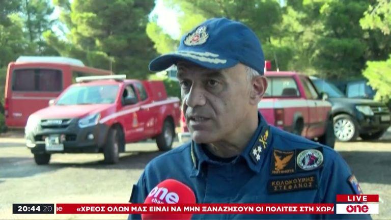 Νέος Αρχηγός Πυροσβεστικής ο Στέφανος Κολοκούρης | tovima.gr