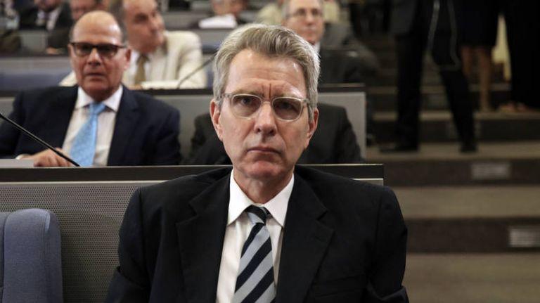 Πάιατ: Οι ΗΠΑ υποστηρίζουν τη συμμετοχή της ΔΕΠΑ στον σταθμό LNG Αλεξανδρούπολης   tovima.gr