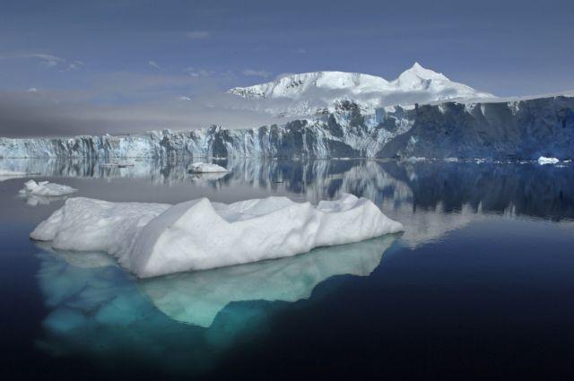 «Φλέγεται» η Ανταρκτική: Η πιο ζεστή μέρα από το 1961 | tovima.gr