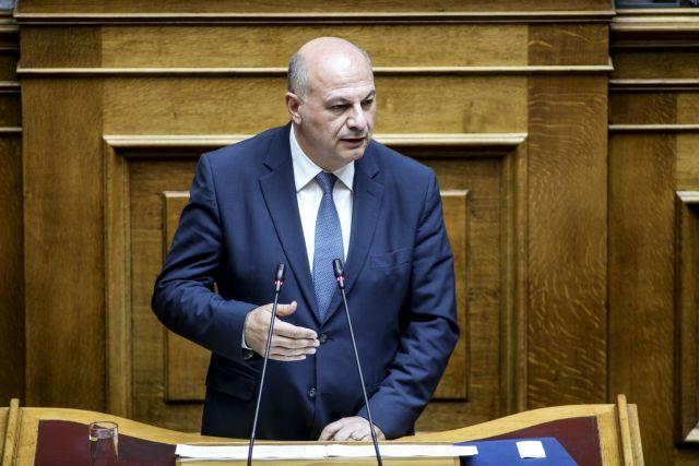 Τσιάρας: Προχωράμε σε βαθιές τομές στο σύστημα απονομής της Δικαιοσύνης | tovima.gr