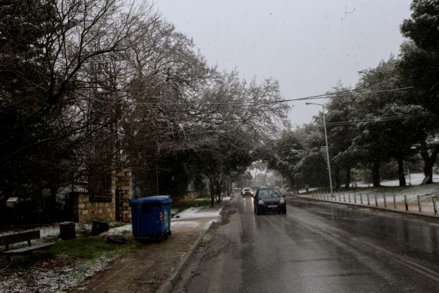 Καιρός: Βροχές, χιονοπτώσεις και χαμηλές θερμοκρασίες | tovima.gr